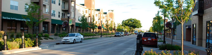 Downtown Osseo