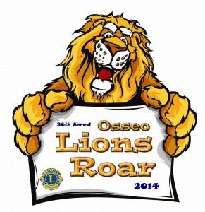 2014 Lions Roar Logo