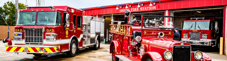 Join the Osseo Fire Department