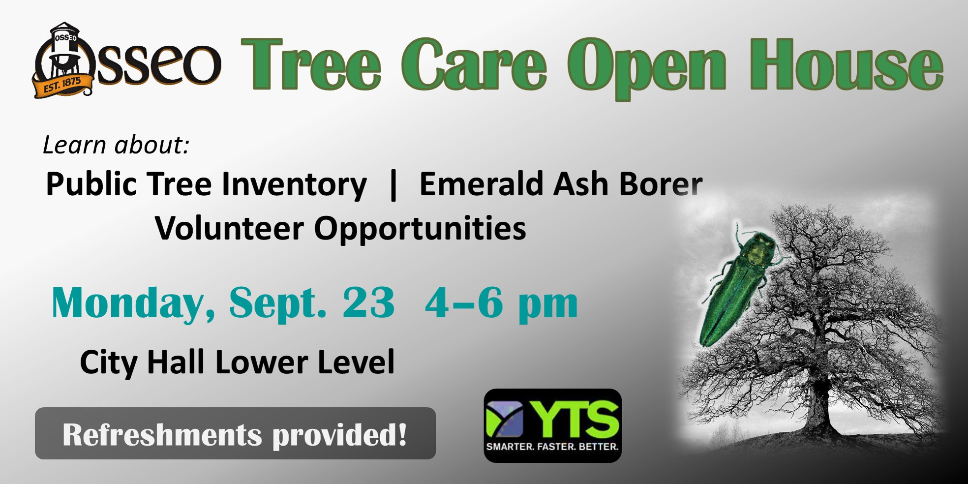 Tree Care Open House